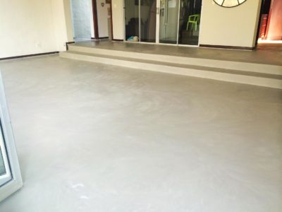 Seamless Cement Floor 2