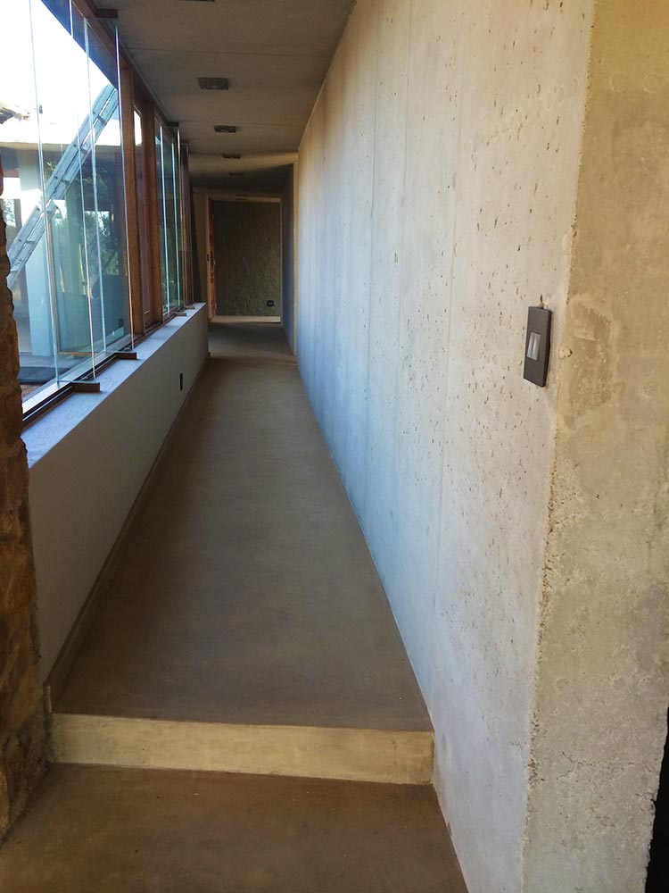 Seamless Cement Floor 4