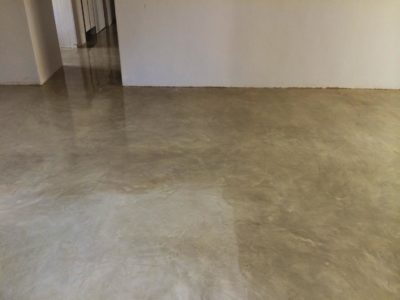 Seamless Cement Floor 5