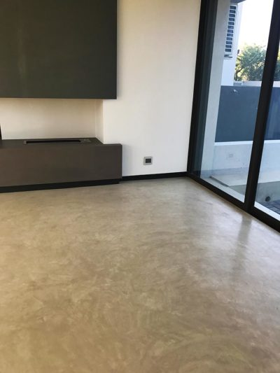 Seamless Cement Floor 8