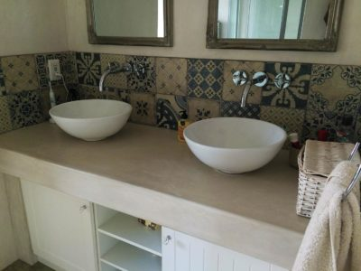 Cement Vanities & Counter Tops 3