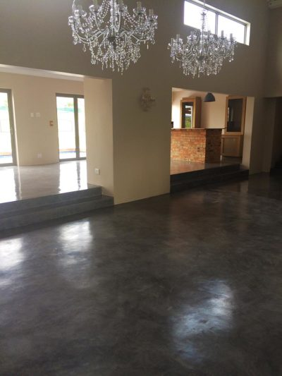 Seamless Cement Floor 18