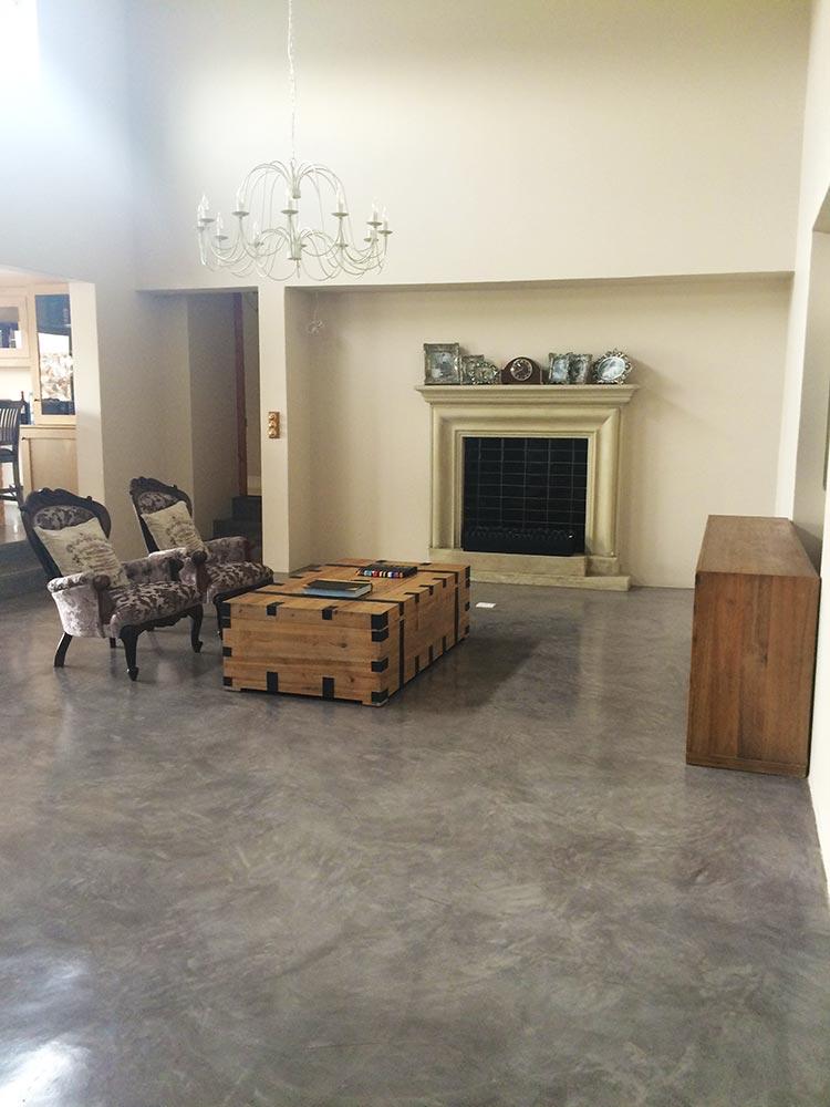 Seamless Cement Floor 20