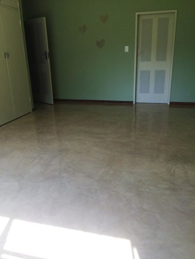 Seamless Cement Floor 25