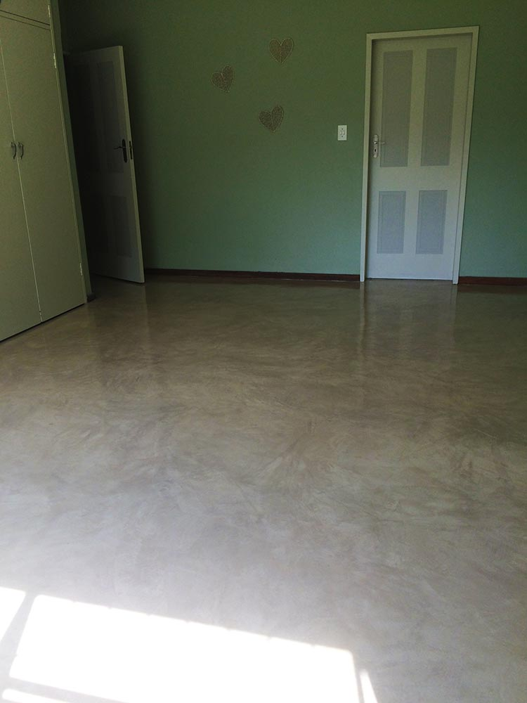 Seamless Cement Floor 25