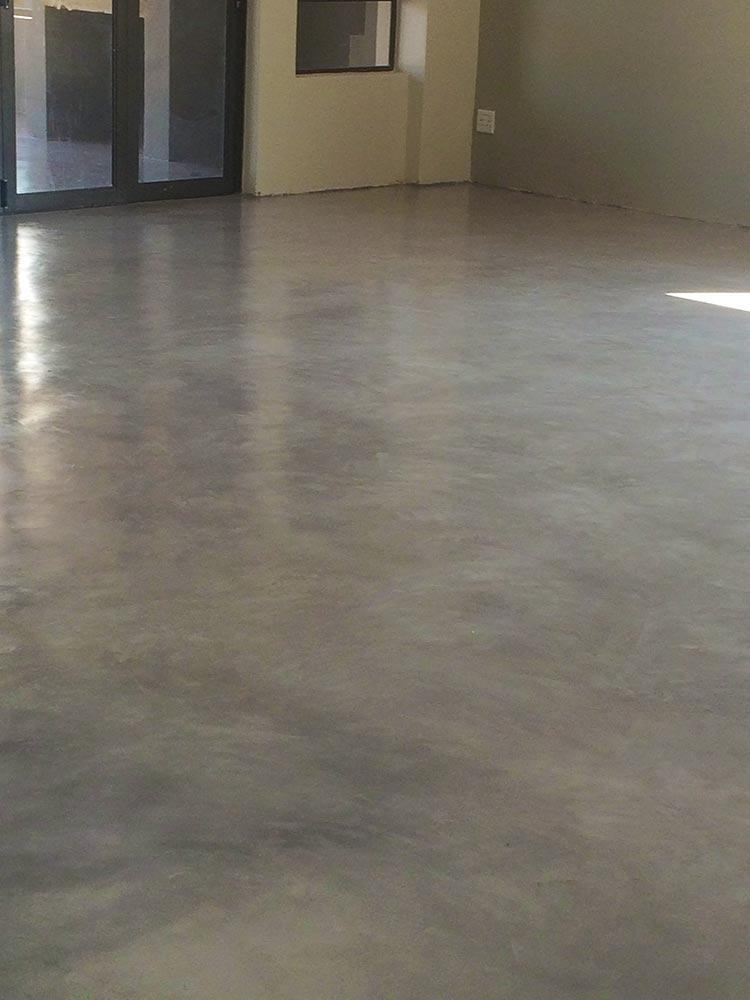 Seamless Cement Floor 26