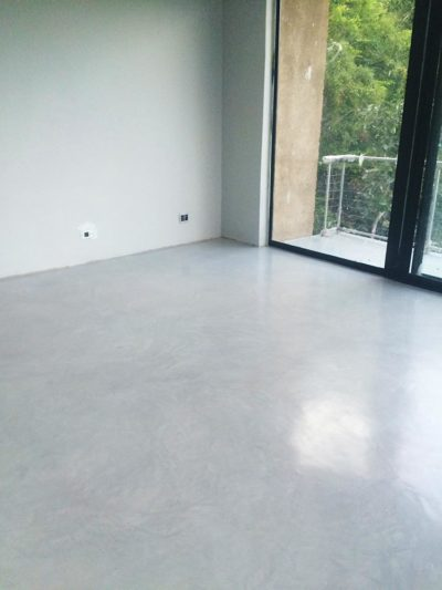 Seamless Cement Floor 28
