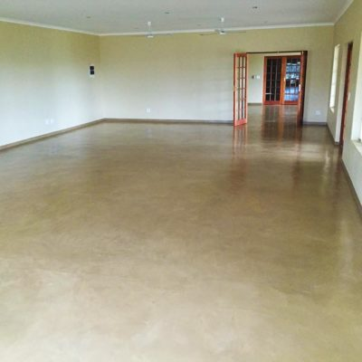 Seamless Cement Floor 27