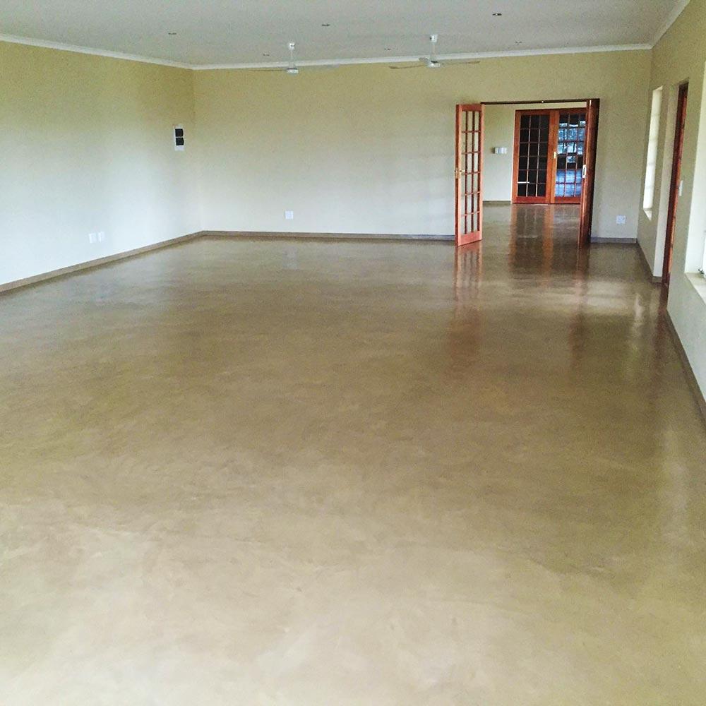Seamless Cement Floor 27