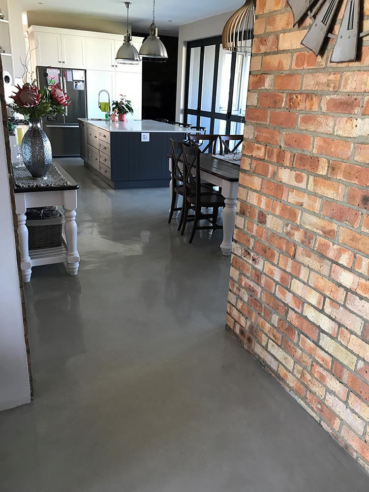 cement floor repair